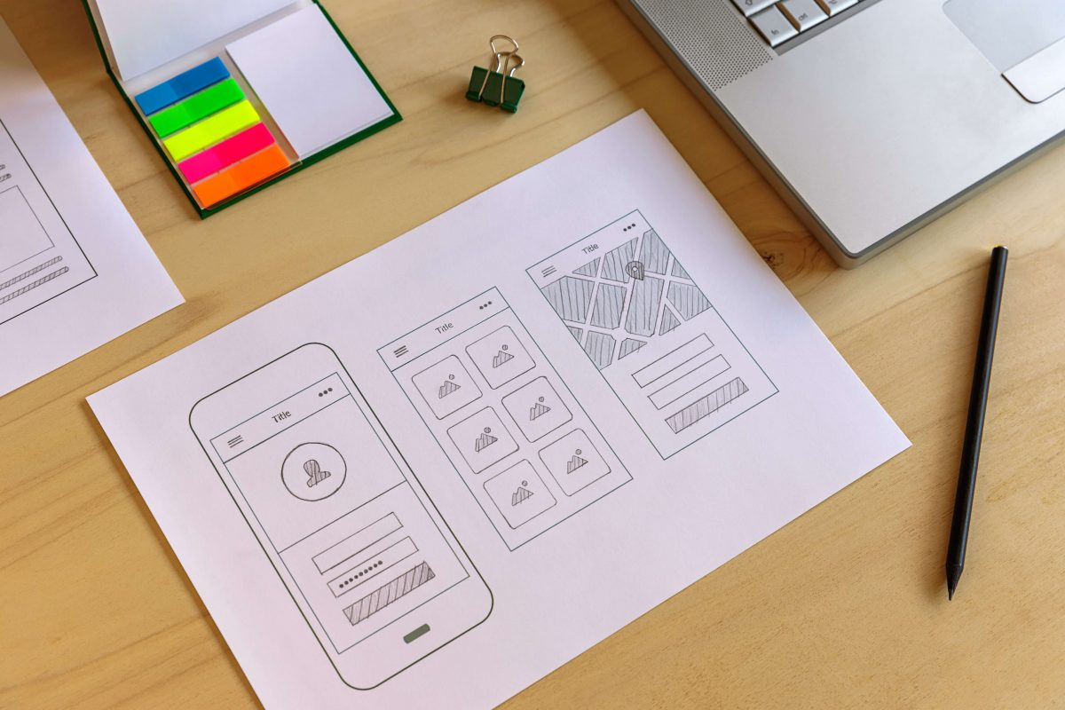 UX Wireframing