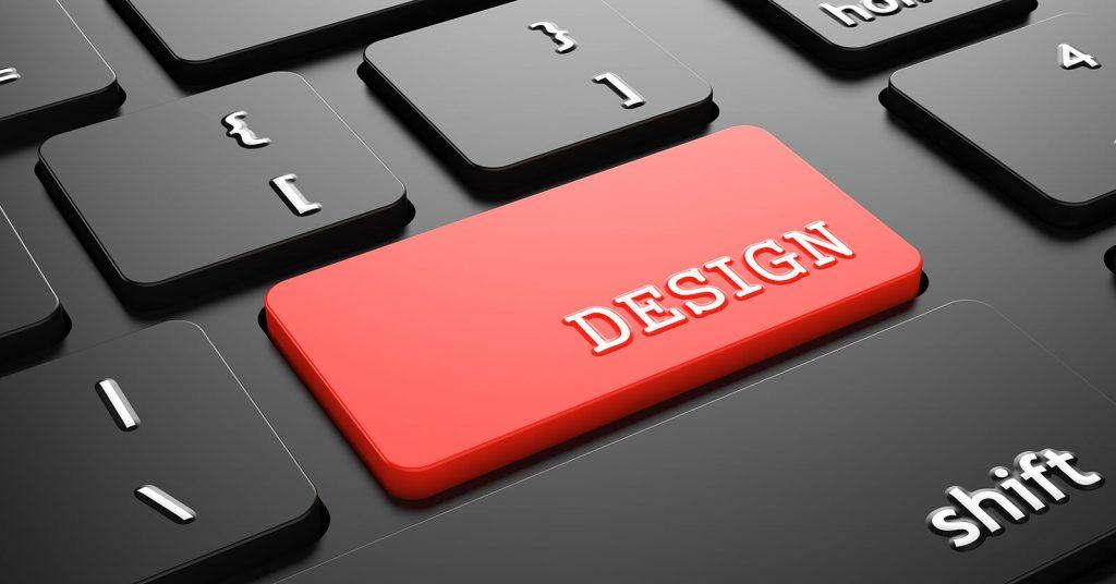 Design button on keyboard